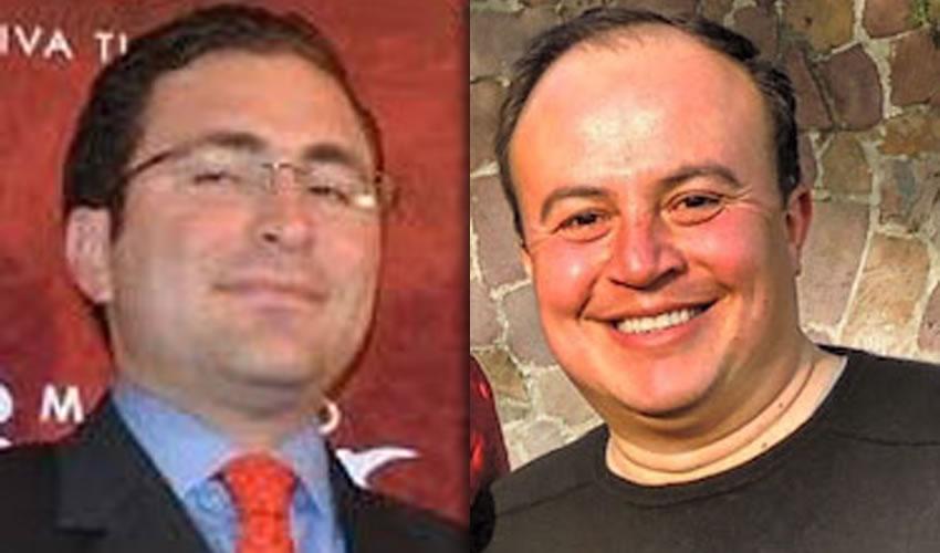 José Carlos Lozano Rivera Rio ...arrastra tremendo lastre... Felipe González Ramírez ...víctima de su propio padre...