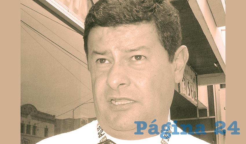 Víctor Hugo Mercader Jurado