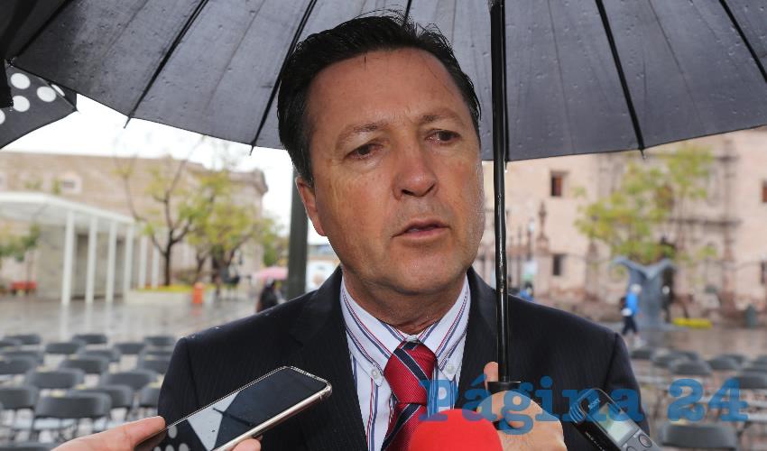 Raúl Silva Perezchica, director del IEA