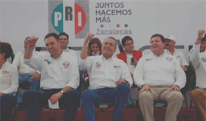 """""""Los zacatecanos deben confiar y darle su voto a Alejandro Tello, porque es un hombre limpio, honesto, congruente y que va a cumplirle a Zacatecas, porque ya dijo que si no cumple, se va y lo hace porque él sí tiene vergüenza, no como los otros desvergonzados que hace años trajeron la delincuencia y ahora andan pidiendo una segunda oportunidad"""": Manlio Fabio Beltrones"""