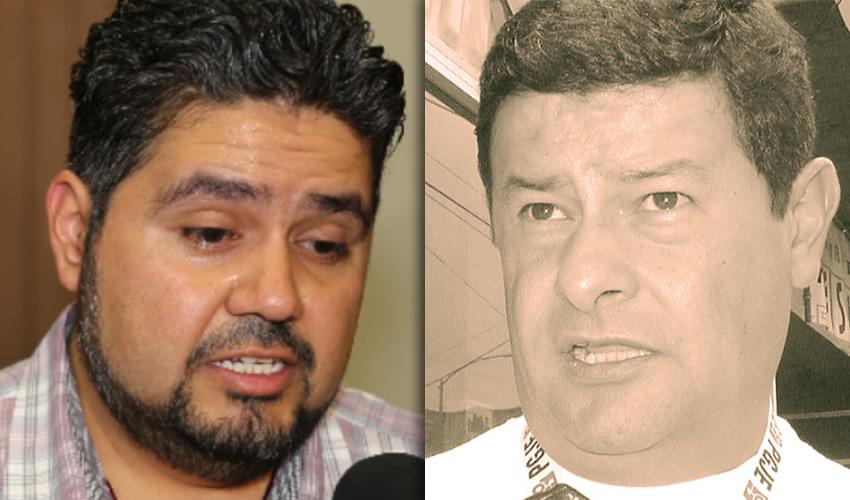 Iván Sánchez Nájera | Víctor Hugo Mercader Jurado