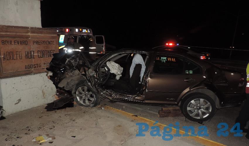 El ebrio José Luis Silva García provocó la muerte de su amiga Leslie Michelle Landeros Cortés