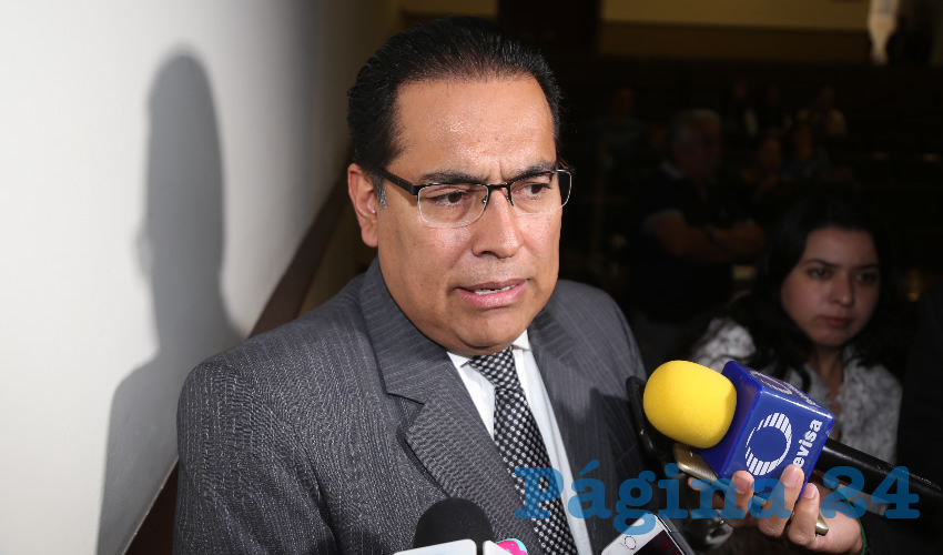 Juan Guillermo Alaniz de León, legislador local (Foto: Eddylberto Luévano Santillán)