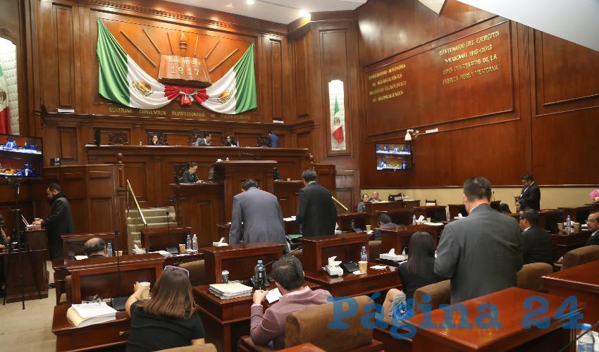 Aprobó el Congreso del Estado la nueva Ley de Participación Ciudadana (Foto: Eddylberto Luévano Santillán)
