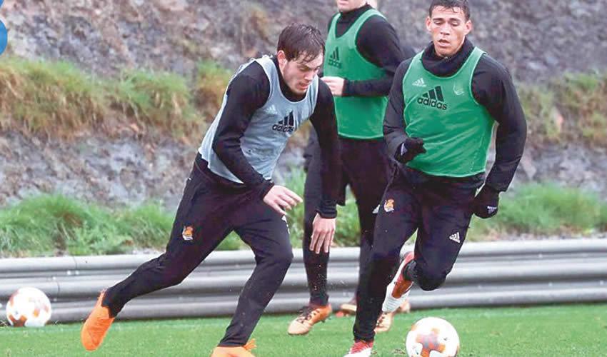 Héctor Moreno Causa Baja por Lesión en la Real Sociedad