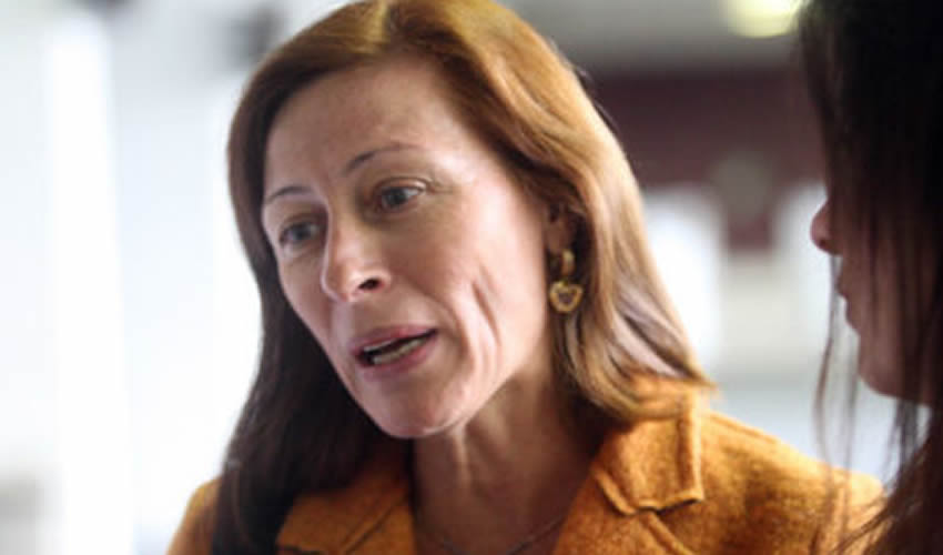 "Tatiana Clouhtier Carrillo ...hija de ""Maquío""..."