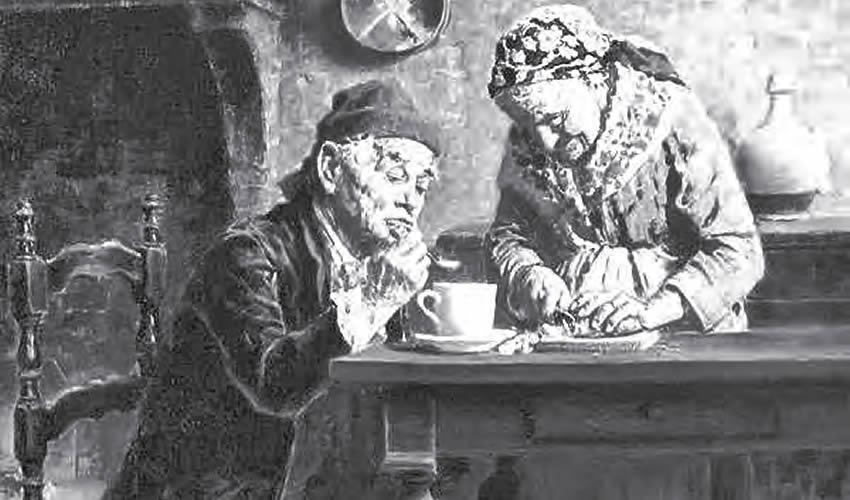 Darby y Joan, de Eugenio Zampighi