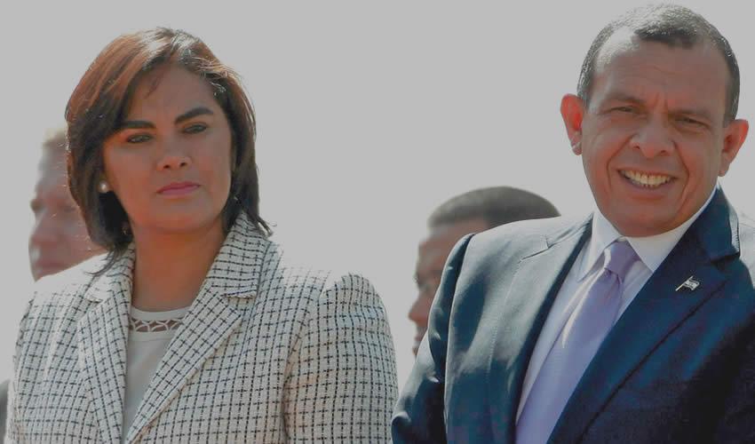 Rosa Elena Bonilla y Porfirio Lobo, familia en desgracia: millones, drogas y alcohol