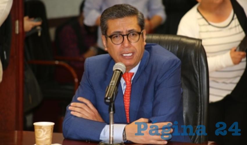 """Jesús Figueroa Ortega ...¿le llegará a """"El Patrón""""?.."""