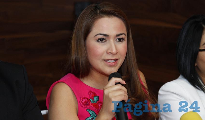 Teresa Jiménez Esquivel ...busca la reelección...