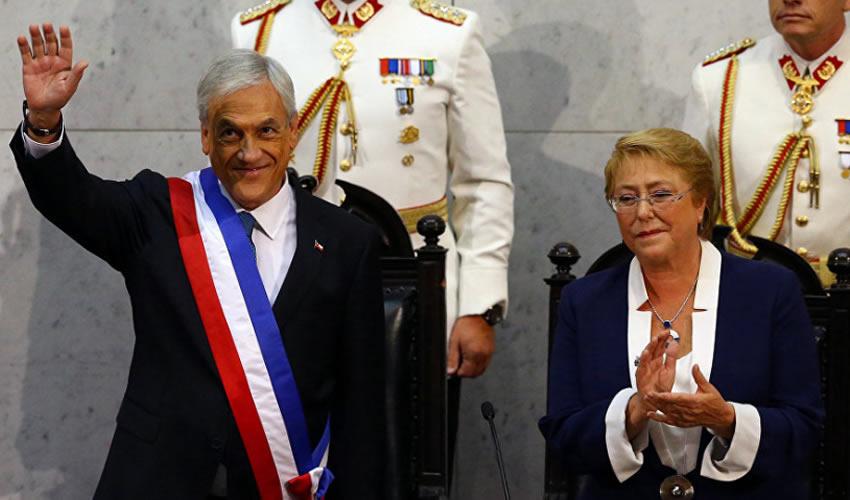 Regresa Piñera al Gobierno de Chile