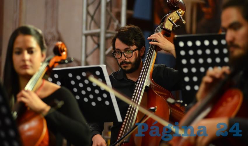 Los integrantes del Ensamble tendrán una participación en el Festival Internacional Cervantino