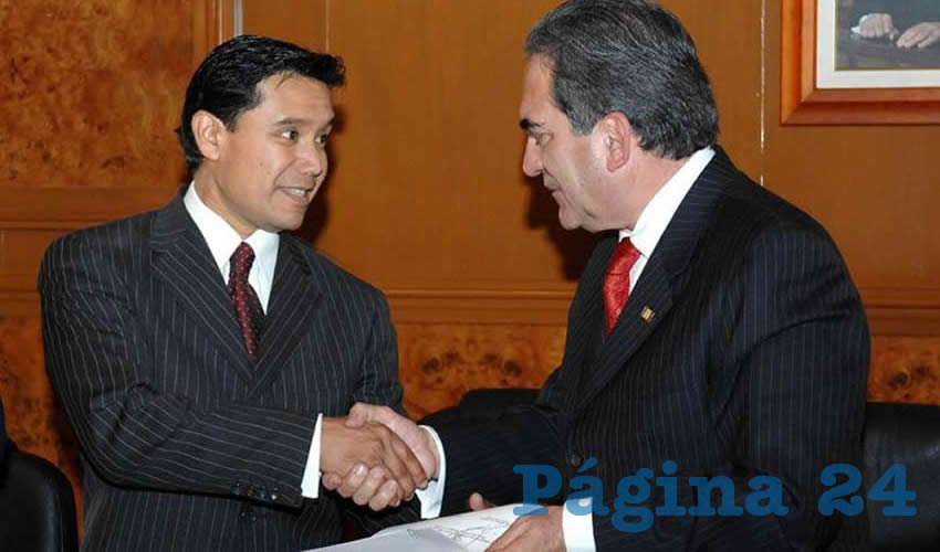 Quiere Sergio Augusto López ver ya Tras las Rejas a Carlos Lozano y Paco Chávez