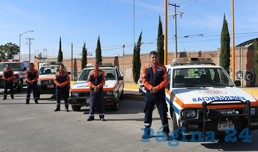 Protección Civil del Estado Prepara Operativo de Semana Santa 2018