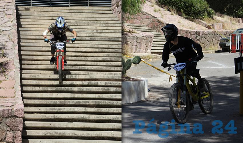 Realizan Carrera de Downhill en Zacatecas