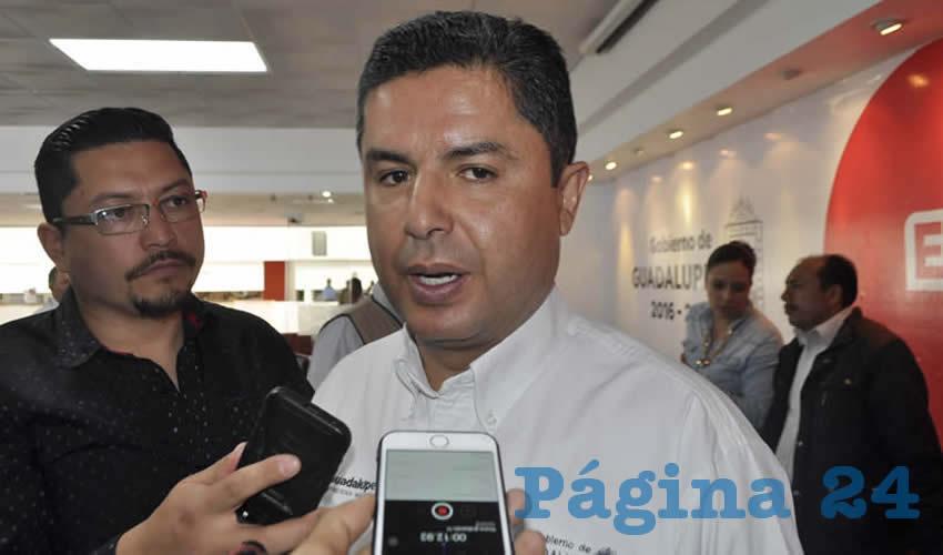 Enrique Flores Mendoza
