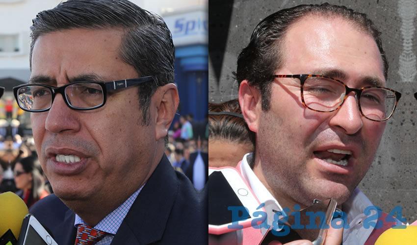"""Jesús Figueroa Ortega ...a escribir una nueva historia... José Carlos Lozano Rivers Rio ...""""a chingarle m'ijo, no hay de otra""""..."""