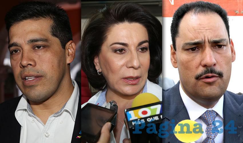 """Leonardo Montañez Castro ...será una pesadilla para el Jr... Lorena Martínez Rodriguez ...derechito al Senado... Juan Antonio Martín del Campo ...""""una penitencia muy cabrona""""..."""