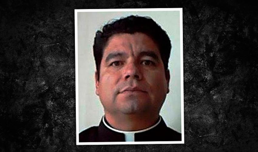 El sacerdote Jorge Raúl Villegas fue sentenciado a 90 años de cárcel por varios delitos sexuales cometidos en contra de dos menores de edad (Foto: Especial)