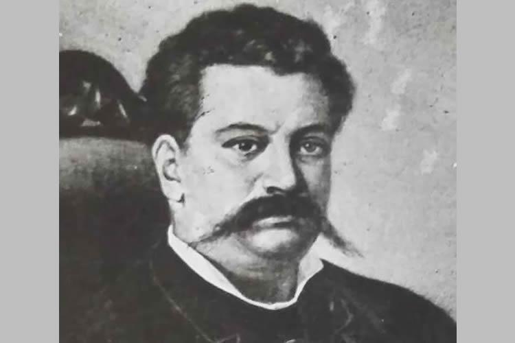 Jesús Díaz de León (Foto: Archivo Histórico del Estado de Aguascalientes)