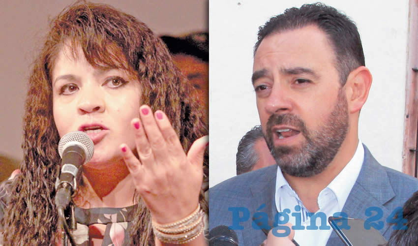 Nestora Salgado García | Alejandro Tello Cristerna