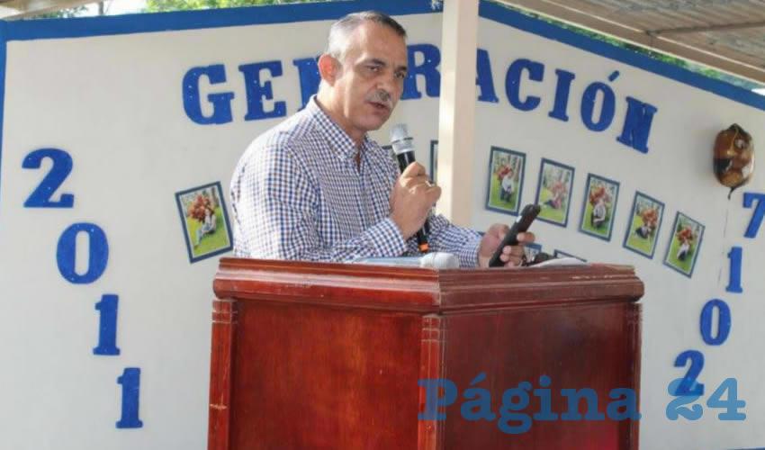 El alcalde con licencia de Jilotlán de los Dolores, Jalisco, Juan Carlos Andrade Magaña/ Foto: Tomada de Facebook