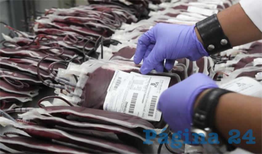 La donación de sangre es de vital importancia para solventar las necesidades de quienes ingresan a urgencias, cirugía u hospitalización