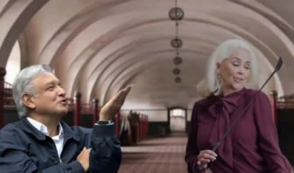 """De """"Niña Bien"""" a """"Señora Bien"""": El Nuevo Video a Favor de AMLO"""