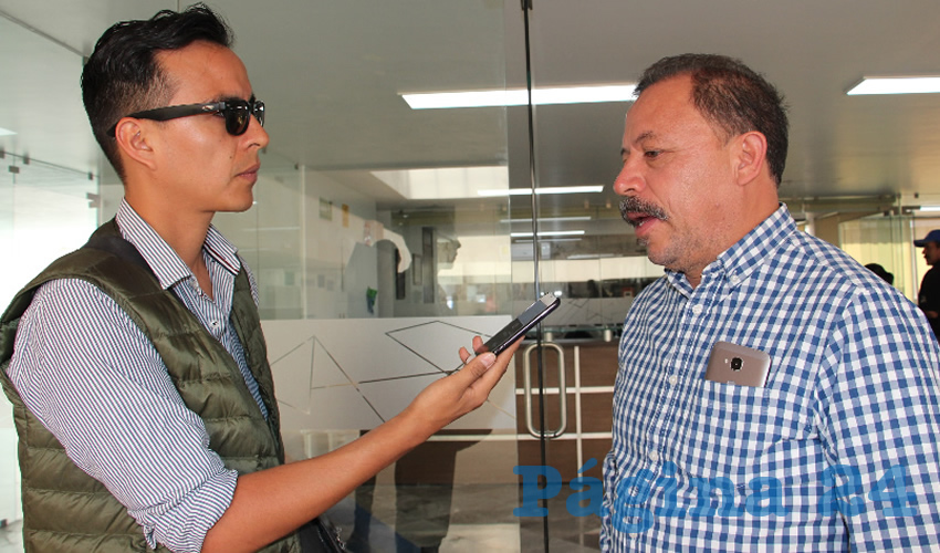 Tello es Incapaz de dar Seguridad a los Zacatecanos: Alejandro Rivera