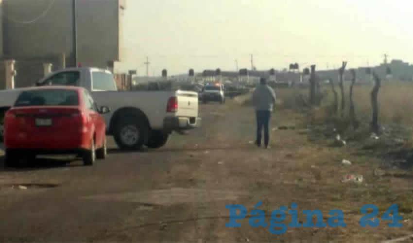 Asesinan a Balazos a un Hombre en Valle Dorado