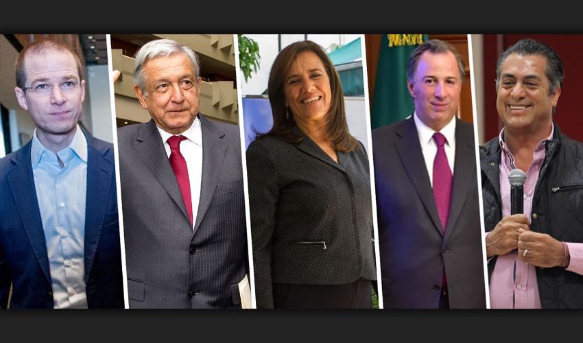 Primer Debate Presidencial 2018 (En Vivo)