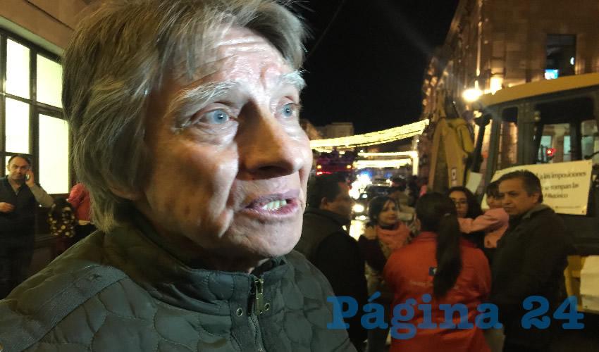 """Judit Guerrero Convirtió el Centro Histórico en """"Antro Histórico"""", Truena Rodolfo García"""