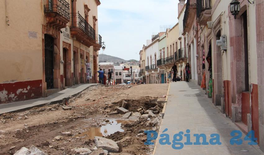 Siguen las Bajas Ventas en Tacuba