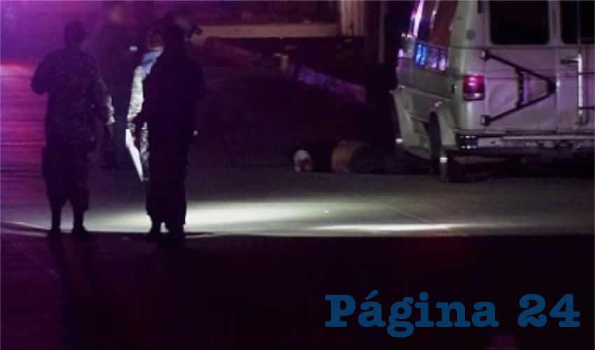 Siguen matando a los Zacatecanos (Foto: Cortesía)