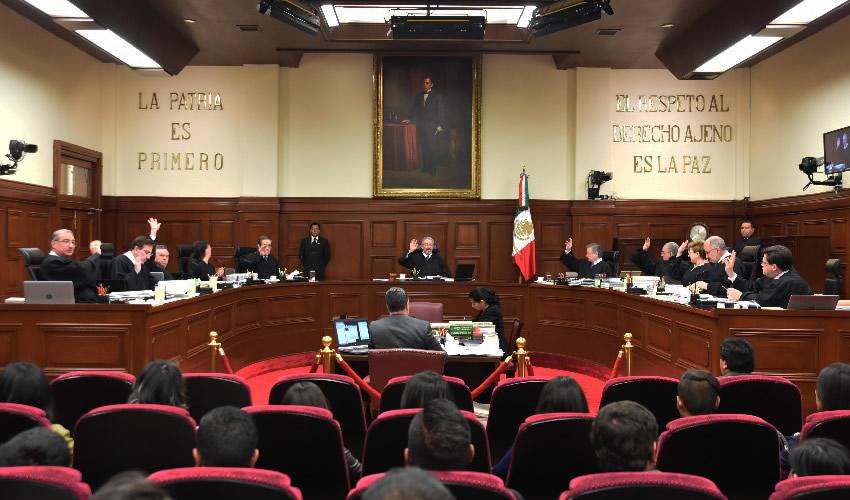 """El Fuero Constitucional """"es Irrenunciable"""",  Determina la Suprema Corte de Justicia"""