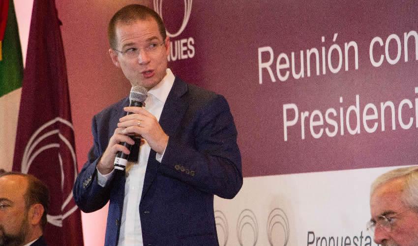 Pelea de AMLO con Empresarios  Afecta a la Gente: Ricardo Anaya