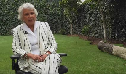 ¿Quién es Olga Sánchez Cordero?