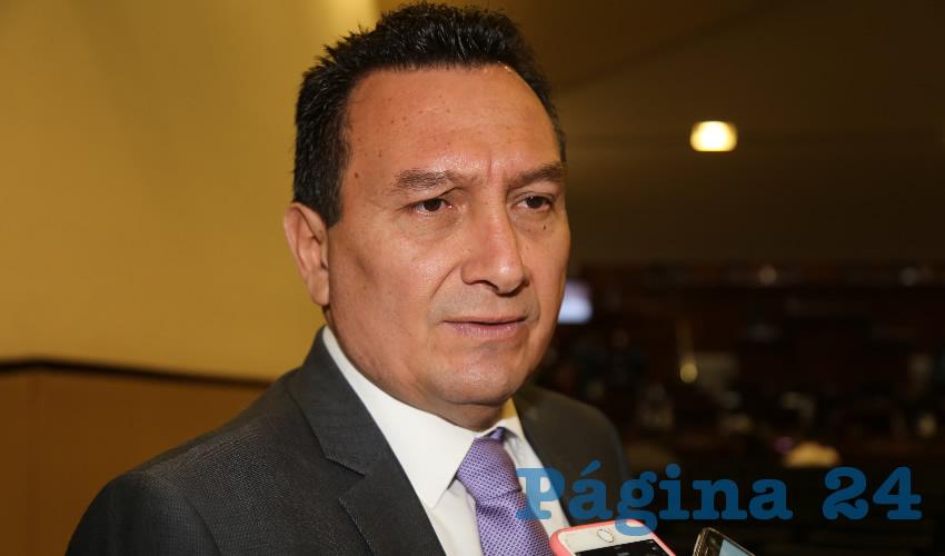 Jesús Morquecho Valdez, legislador local