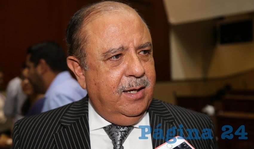 Sergio Javier Reynoso Talamantes, diputado local