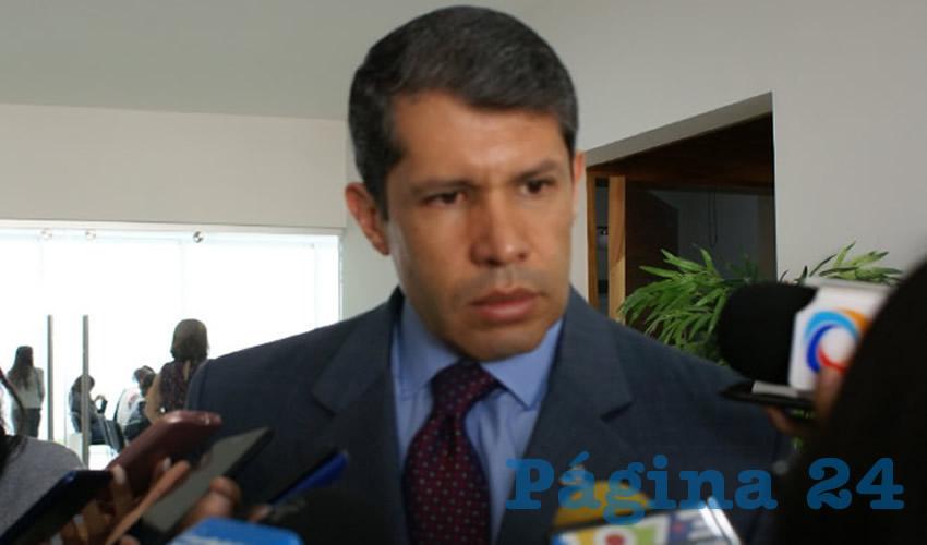 Raúl González Alonso, presidente de la Coparmex
