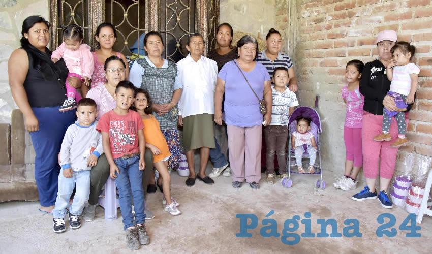 Gira de supervisión del programa Comunidad Diferente por los municipios de Asientos, Pabellón de Arteaga, Tepezalá y Rincón de Romos.