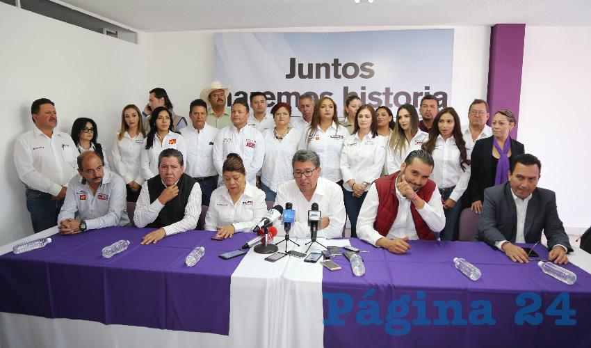 El País ya Decidió; que ni se Atrevan a Cometer Fraude: Ricardo Monreal Ávila