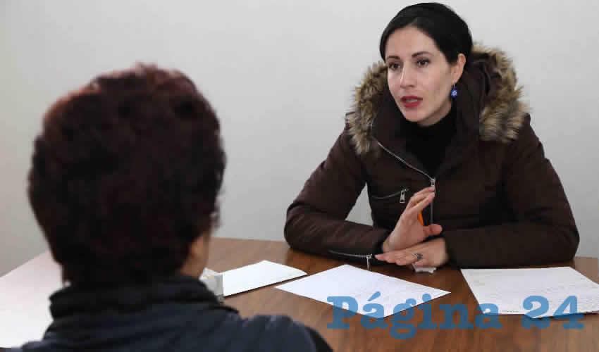 Reconoce Labor de los Psicólogos el DIF Municipal de Aguascalientes
