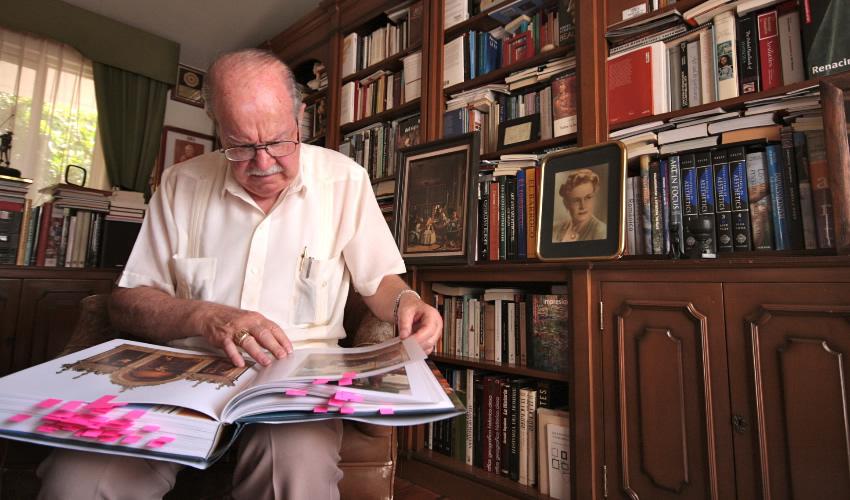 Entregarán Premio Aguascalientes 2018 al Doctor Alfonso Pérez Romo