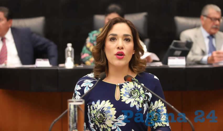 Pide Diputada Arlette Muñoz a la Segob Garantizar la Seguridad de Candidatos