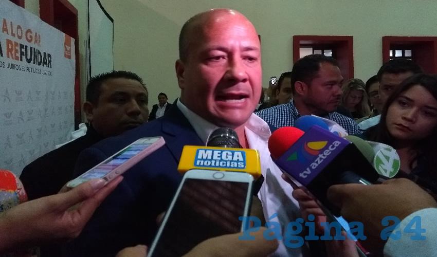 """""""López Obrador quiere  lacayos, no gobernadores"""""""