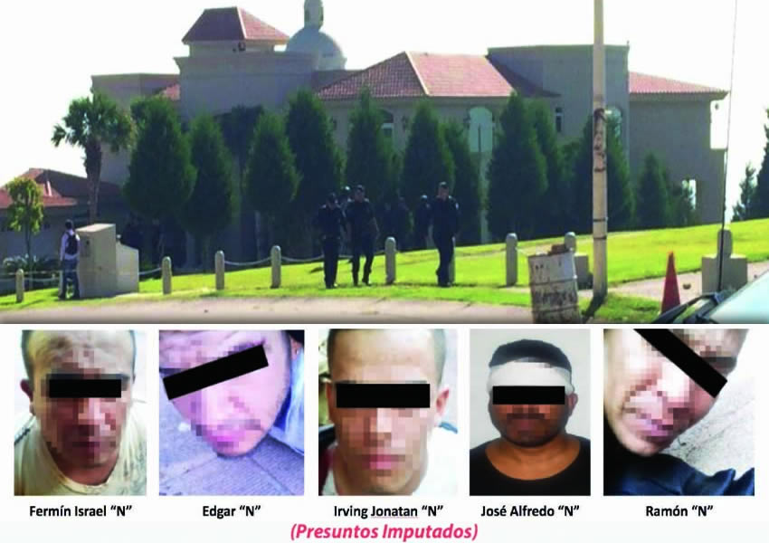 Grupo de élite del  CJNG atacó a Nájera