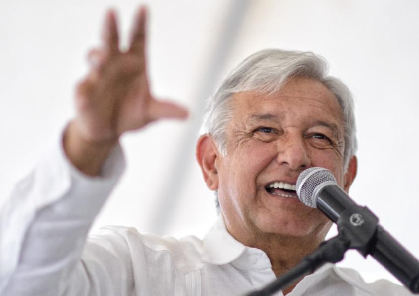 """""""¡Cómo no voy a desear el  apoyo del ingeniero Cárdenas!"""""""