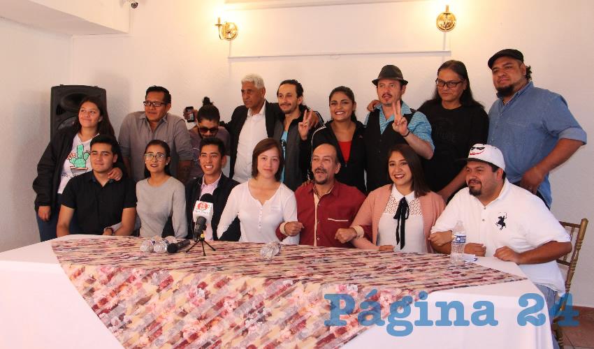 """""""La Matatena"""", """"Orquesta Vulgar"""", Tony Méndez y su Grupo Rockotitlán"""