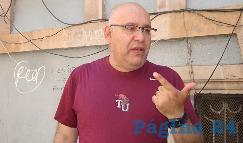 Tello Demuestra su Ignorancia y su Inhabilidad Política: García